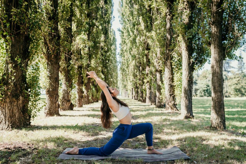 lo yoga e i meridiani